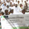 mandera county government donating to orphans