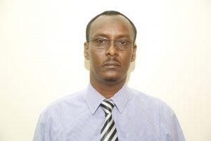 Abukar Abdi Sheikh – CCO Medical Services