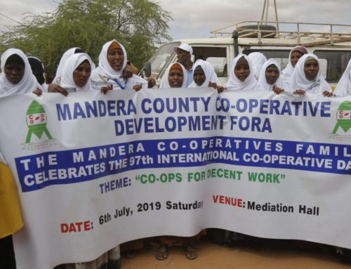 Mandera County Marks 97th International Co-Operatives Day On The 6th July 2019