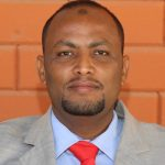 Hassanoor Adan – Mandera Municipality Manager