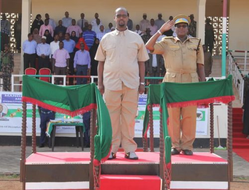 Governor's Remarks On The Ocassion Of Pass Out Parade Of Traffic Marshalls, Drug Control Officers And Rapid Response Teams On The 11th December 2019 Held At The Moi Stadium