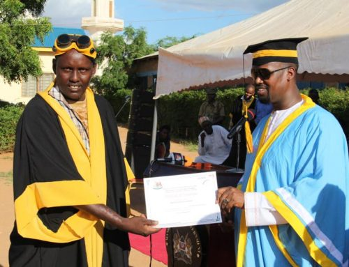 Governor's Speech On The  4th Graduation Ceremony of Mandera East Vocational Training Centre on 10th December 2019