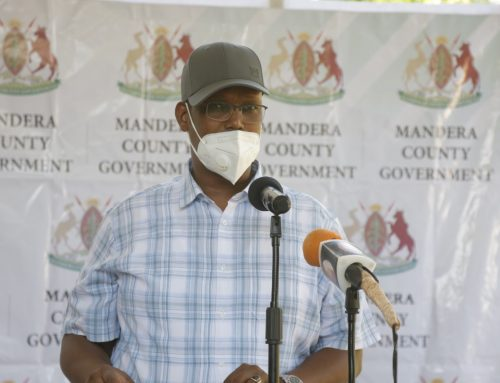 Governor Ali Roba's 14th media briefing on Covid-19 pandemic