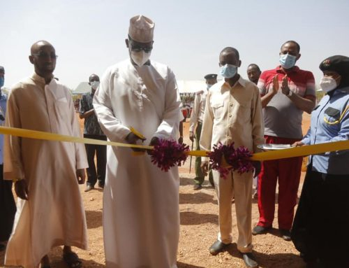Opening of Al-Amaal Islamic Centre in Mandera East