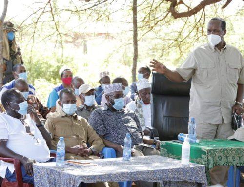 Cross Border Peace meeting Between Somali Region of Ethiopia and Mandera County