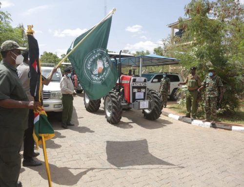 Thank You, IGAD and FAO for Your Donations