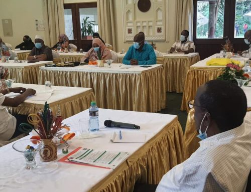 Kwale Retreat for CECs, CCOS and Heads of Monitoring and Delivery